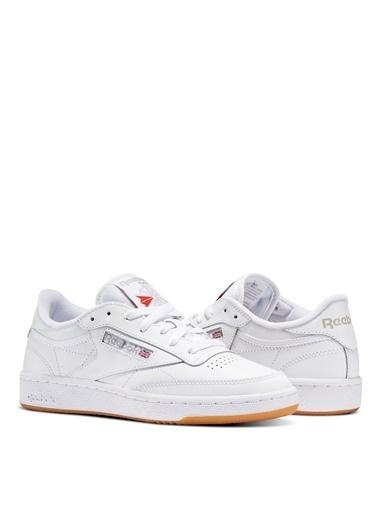 Reebok Reebok Club C 85 BS7686  Lifestyle Ayakkabı Beyaz